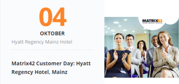 matrix42customerday2016